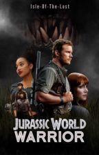 Warrior [Jurassic World] Zach Mitchell by Isle-Of-The-Lost