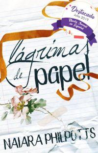 Lágrimas de papel © cover