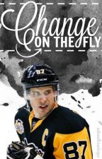 Change on the Fly ➸ Sidney Crosby by nationalhoranleague