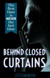 Behind Closed Curtains (Desires of the Forbidden) cover