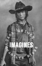 Carl Grimes Imagines by gracealmighty