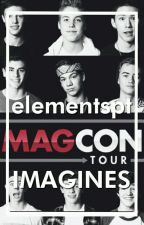 Magcon Imagines by elementspt