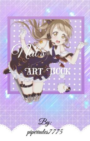 Nat's Art Book by Natsu-mii