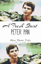 A Fresh Start (Peter Pan X Reader) by Alice_Never_Fails