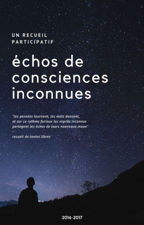 Échos de consciences inconnues by espritfroid