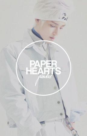 paper hearts   oneshots by -xiaojun