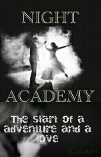 NIGHT ACADEMY cover