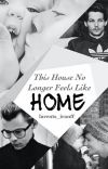 This House No Longer Feels Like Home (Persian Translation) cover
