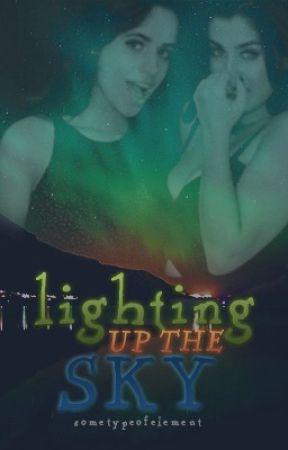 Lighting Up The Sky (Camren) by sometypeofelement