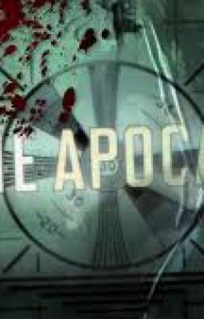 the zombie apocalypse by knipe232