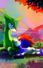 When You Were A Foal: How Keldeo Came Into The World by bluedog1414