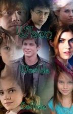 When Worlds Collide (a Harry Potter and Percy Jackson fanfic) by LivingLife_123
