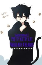 Little kitty cat~ Neko boy x reader by sneekypanda22