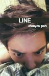line • chanyeol park cover