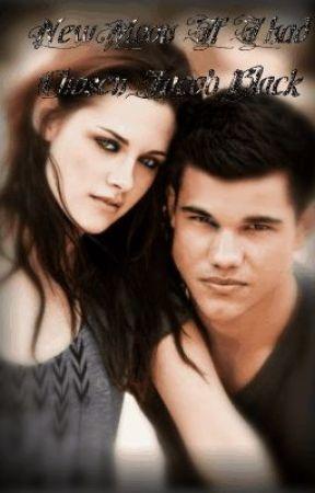 Twilight-New moon (If I had chosen Jacob) by Dnessa