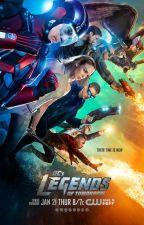 DC's Legends Of Tomorrow by ariesaat