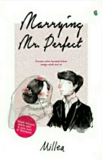 Marrying Mr. Perfect cover