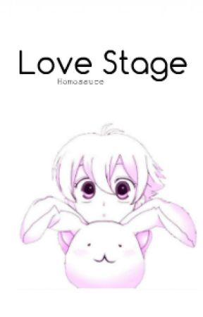 Love Stage -niall centric- by Homosauce