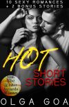 HOT SHORT STORIES (18+) (READ THE WHOLE STORY on AMAZON!) cover