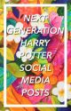 next generation harry potter social media posts by