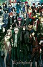 K Project Oneshots by positively_poland