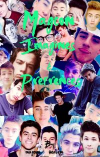 Magcon Preferences and Imagines cover
