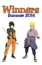 Winners [summer 2016] by NarutoWattyAwardss