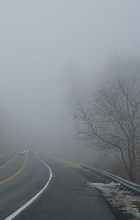 Lady of the Misty Road by RayLaurenzMonterola