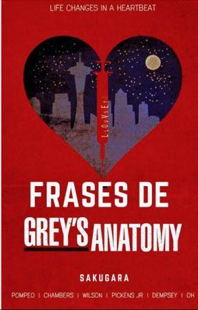 Frases De Grey's Anatomy by sakugara