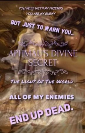 Aphmau's Divine Secret's |Completed| (Book One) by TCQueeZLG