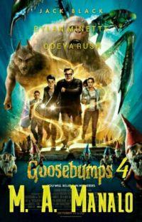 Goosebumps 4 [#Wattys2016] cover