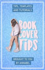 Book Cover Tips by curiousIy
