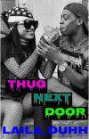 Thug Next Door (EDITING) cover