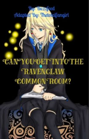 are you clever enough to get into the ravenclaw common room by thetotalfangirl