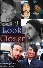 Look Closer | Mavi | Dreamingletters & LittleCarokind by LittleCarokind
