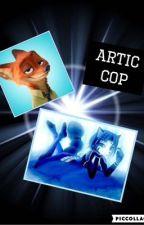 [DISCONTINUED] Arctic Cop (Nick Wilde x oc) by Piecila