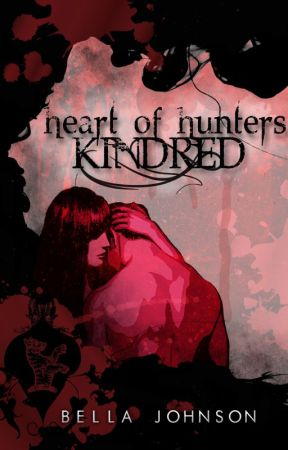 KINDRED (Heart of Hunters, #3) by BellaJohnson