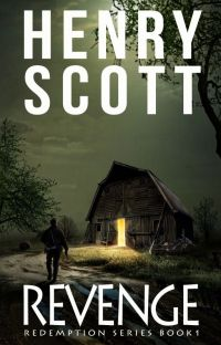 Revenge (Book 1, the Redemption Series) cover