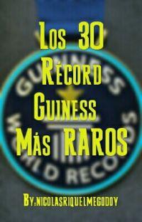 Los 30 Récord Guiness Más RAROS cover