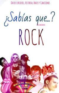 ¿Sabías que...? || Rock. cover