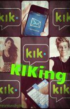 KIKing || L.Hemmings ✔ by Hoodekk