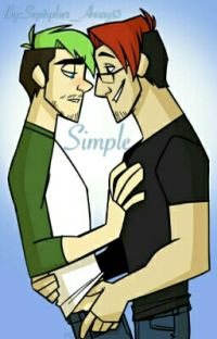 Simple (Septiplier Short Story) cover