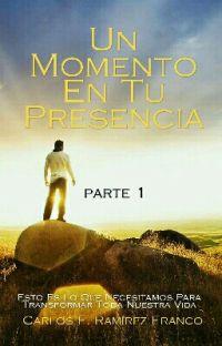 Un Momento En Tu Presencia cover