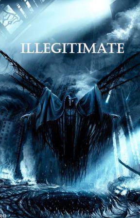 Illegitimate by angelo_nero
