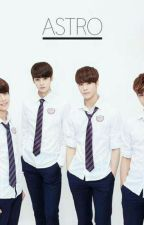 ASTRO Imagines (Complete) by jeon_hookie