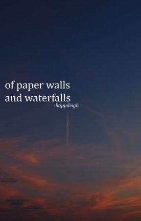 of paper walls and waterfalls ; tronnor (discontinued) by -happileigh
