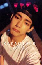 KakaoTalk   Taehyung x Reader av holytaehyung