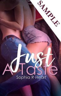 Just a Taste (SAMPLE) cover
