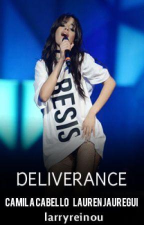 Deliverance ➸ Camren by larryreinou