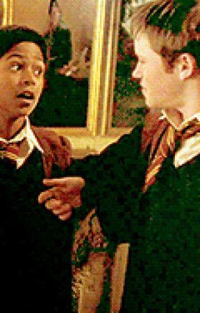Seamus and Dean by SFinnigan